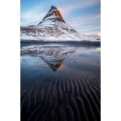 La montagne église